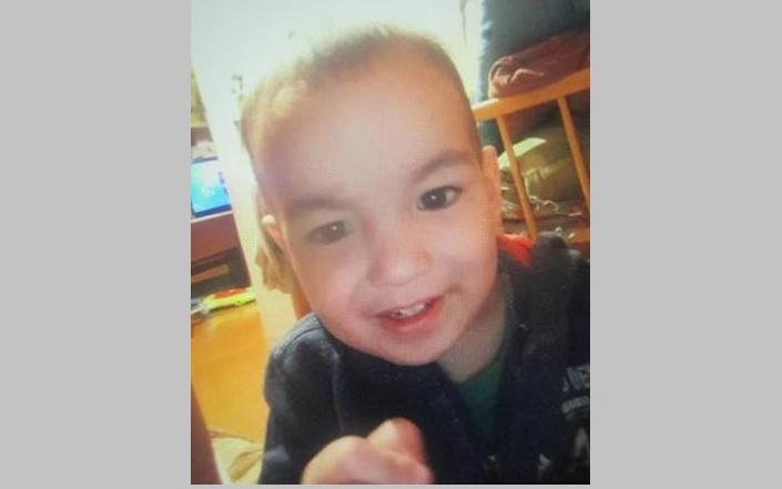 Кошмарную надпись отыскали наместе пропажи двухлетнего ребенка вБурятии