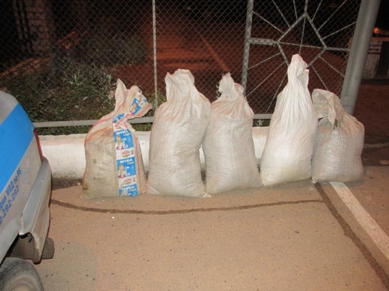 ВУлан-Удэ милиция случайно задержала «Инфинити» сполным багажником наркотиков