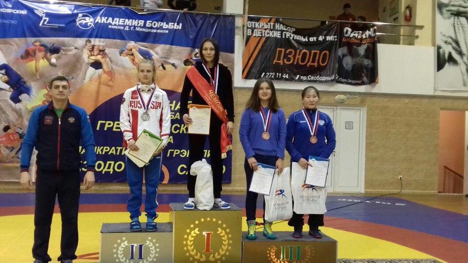 ВКрасноярске стартовалXV Всероссийский турнир повольной борьбе